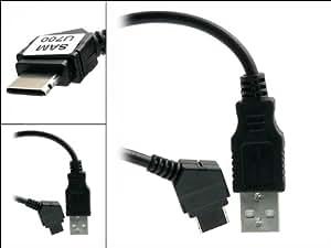 USB Cable de datos para Samsung SGH D900