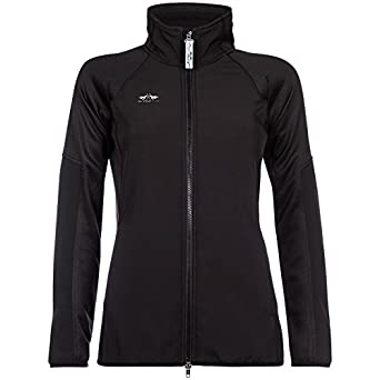 hv polo softshell jacke nero