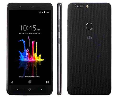 Unlocked Wireless Cell Phone - ZTE Z982 Blade Z MAX, Metro PCS Unlocked, GSM Unlocked 4G LTE - (Renewed)
