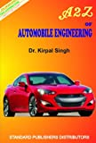 A 2 Z OF AUTOMOBILE ENGINEERING