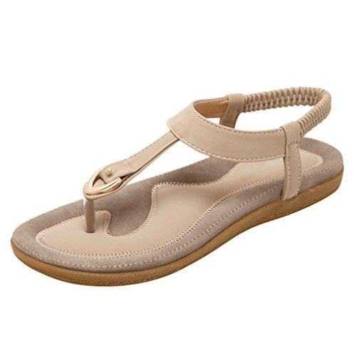 Leather Back Strap Sandal - 7