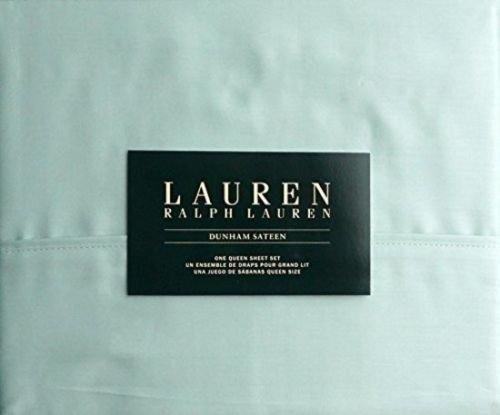 Ralph Lauren Dunham Chalet Green Sheet Set Queen - New Ralph Lauren Sheet