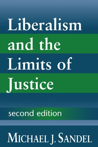 Liberalism+Limits Of Justice