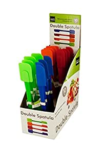 Handy Helpers Double-Sided Spatula Countertop Display Case of 24