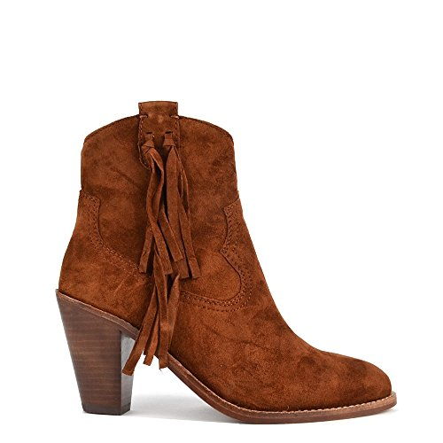 Stella Tassel Boot Footwear 'brown' Ash Sigaro Ankle Suede Tqx7wn5AX