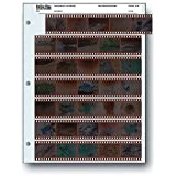 Archival 35mm Size Negative Pages Holds Seven Strips of Five Frames, Pack of 25