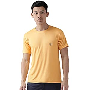 CHKOKKO Men's Gym Regular Fit Half Sleeves T-Shirts
