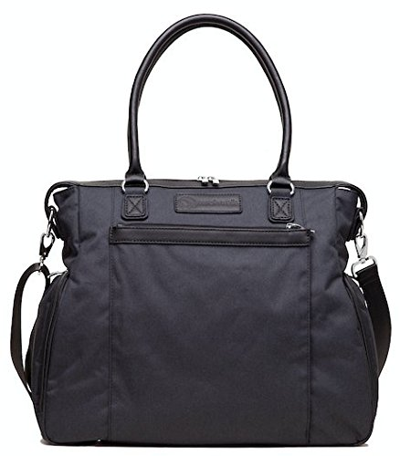 Sarah Wells Claire Breast Pump Bag (Black)
