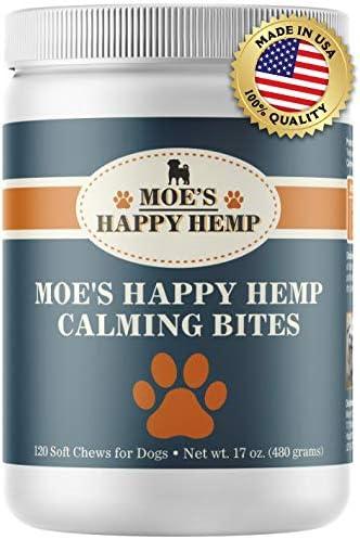 Moe's Hemp Calming Dog Treats
