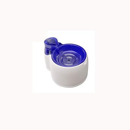LJ pet supplies Mascota dispensador de Agua automático del Ciclo de oxígeno Activo 2.1L Capacidad