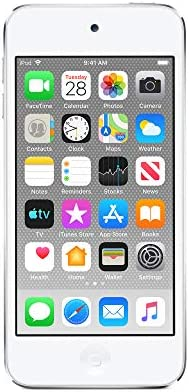 Amazon.com: Apple iPod touch (256GB) - Silver (Latest Model ...
