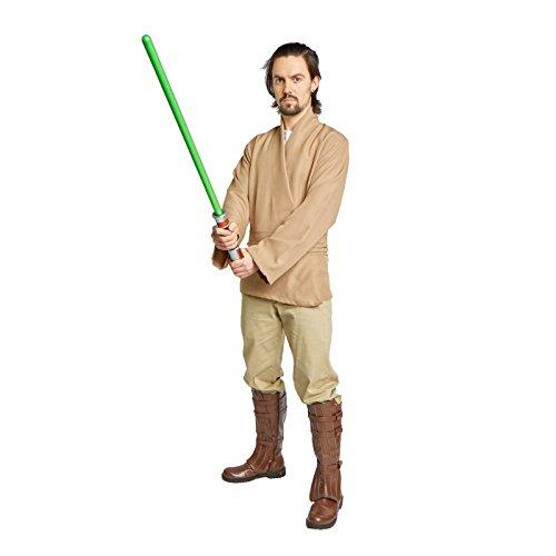 Men's Jedi Sith Tunic Costume (X-Large, Desert)