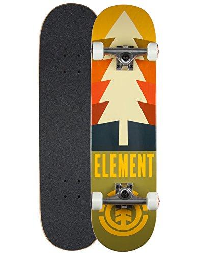 element-ranger-logo-complete-skateboard-multi