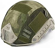Tactical Helmet Cover Airsoft Military Camouflage Fast Helmet Covers Wargame Gear CS Helmet Accessories