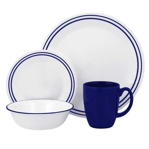 Corelle Livingware 16-Piece Stoneware Mug