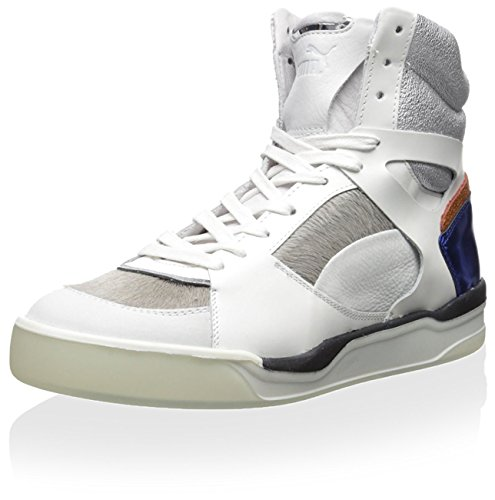 Alexander Mcqueen Di Puma Mcq Brace Mid Ladies Us 10 Sneakers Nere