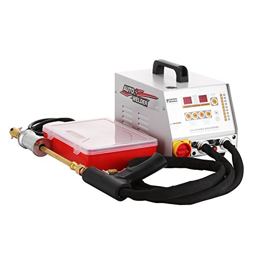 Mophorn Dent Puller 12KW Spot Welder 2700A Car Dent Repair For Vehicle Panel Spot Puller Dent Bonnet Door Repair (2700A)