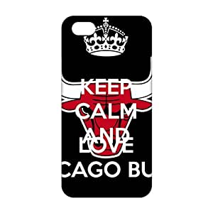 diy zhengCool-benz Chicago Bulls (3D)Phone Case for iPhone 6 Plus Case 5.5 Inch /