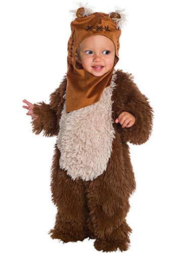 Baby Ewok Costume - Rubie's Baby Star Wars Classic Ewok