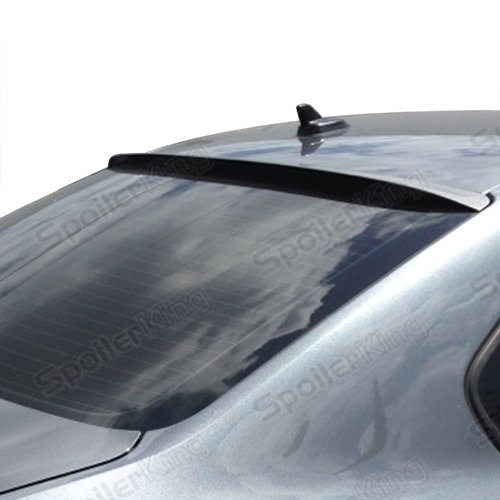 Vw Jetta Trunk Wing - Spoiler King Rear Window Roof Spoiler compatible with Volkswagen VW Jetta VI 2011-present (284R)