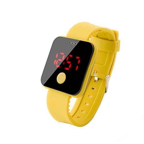 MuLuo Wristwatch Stopwatch Bracelet Counter Timer Clock Hour Sport Watch Men Women Kid Electronic LED Digital