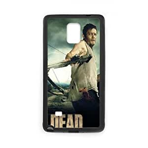 The Walking Dead Daryl Samsung Galaxy Note 4 Cell Phone Case Black&Phone Accessory STC_058408