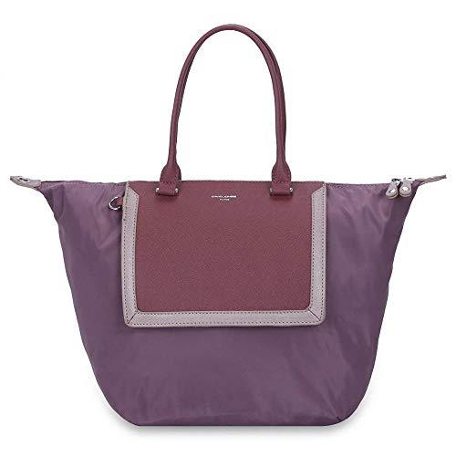 Main Grand Messenger Bag Cabas Femme À Nylon Sac Filles Handbag Mme Taille Patchwork Pink Bandoulière Limotai qvWt4gwt