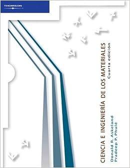 Book Ciencia e ingeniería de los materiales