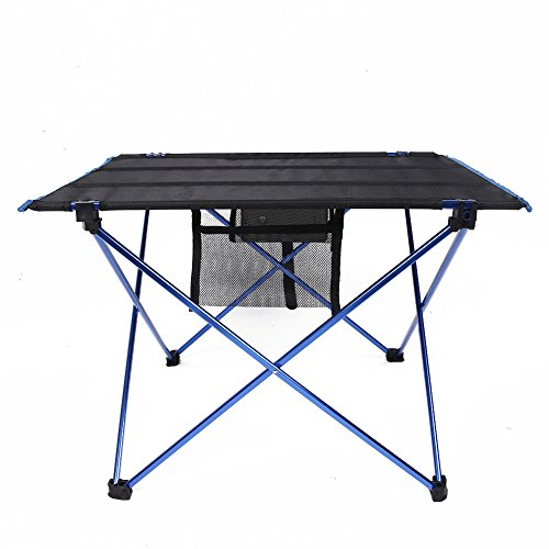 foldable camping picnic table folding compact lightweight folding roll up table in a bag apply. Black Bedroom Furniture Sets. Home Design Ideas
