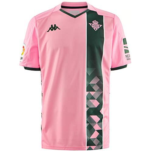 Kappa Official Jersey Third Betis Camiseta, Hombre, Neutro, 2XL ...
