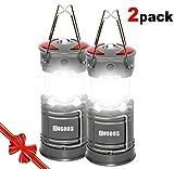 COSOOS 2 pack lantern