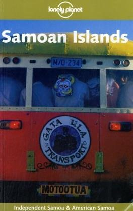 Lonely Planet Samoa, Western and American Samoa (LONELY PLANET SAMOAN ISLANDS)