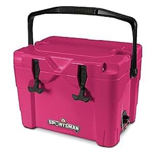 Igloo 20 Qt Sportsman Cooler, Pink