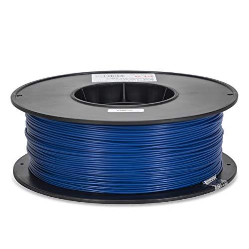 Kg 1 Spool Filament (Inland 1.75mm Blue PLA 3D Printer Filament - 1kg Spool (2.2 lbs))