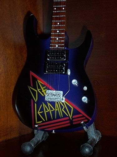 Mini Guitar DEF LEPPARD Display ()