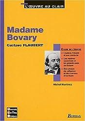 7 - U.L.B. ETUDE MADAME BOVARY    (Ancienne Edition)