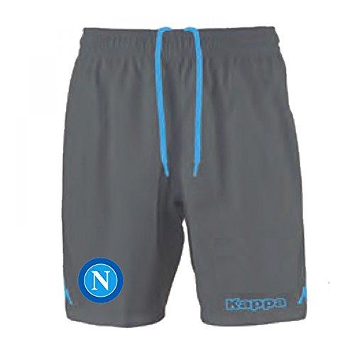 Kappa 2015-2016 Napoli Away Shorts ()