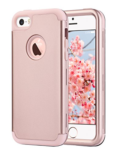 iphone 5s case protective pink - 1