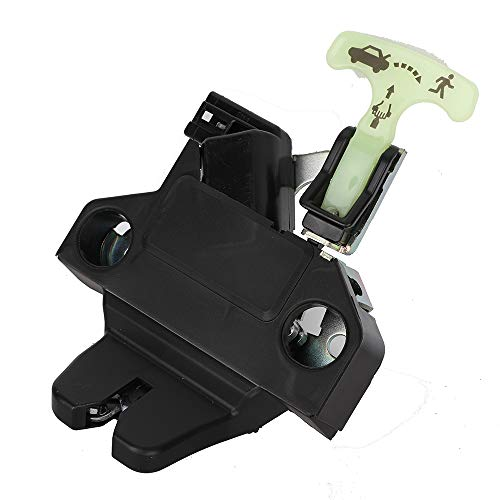 Keyless Entry Trunk Lock Latch Trunk Door Lock Actuator Integrated With Latch 64600-02040, 6460002040 Luggage Compartment Door Trunk Actuator for Toyota Corolla Sedan 4-Door 2009-2013