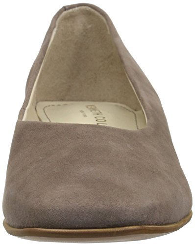 Taupe New Kenneth Femmes Cole Bayou Pompe Talon York Bas Robe znOn7