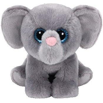 65083277cec Amazon.com  Ty Beanie Boos - Peanut the Elephant(6 inch)  Toys   Games