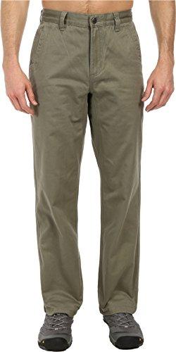 Teton Twill Pant - Mountain Khakis Men's Teton Twill Pant Relaxed Fit, Olive, 31x32