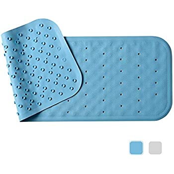 Amazon Com Veeyoo Non Slip Bath Mat For Tub Natural