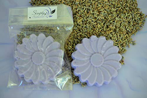 Simply Natural Lavender Wax Flower by Simply Natural