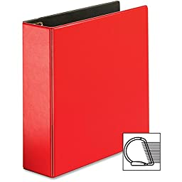 CRD18748CB - Cardinal EasyOpen Reference Binder with Locking Slant-D Rings