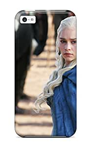 New Style Michele Hadden Emilia Clarke In Game Of Thrones 3 Premium Tpu Cover Case For Iphone 5c