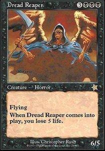 Dread Starter Set (Magic: the Gathering - Dread Reaper - Starter 1999)