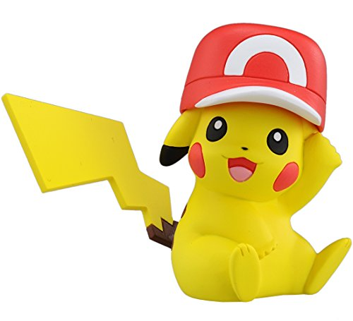 Pocket-Monsters-Collection-Mc069-Pikachu-Con-Satoshis-Hat