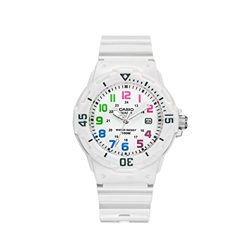 Casio LRW200H 7B Womens Sports White