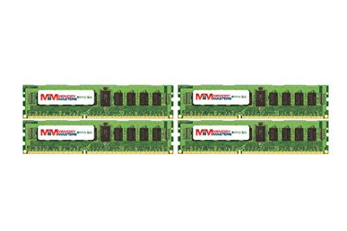 MemoryMasters 2GB (2x1GB) DDR-333MHz PC-2700 Non-ECC UDIMM 2Rx8 2.5V Unbuffered Memory for Desktop PC